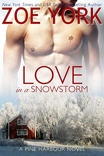 Love in a Snowstorm (Pine Harbour Book 2) by [Zoe York]