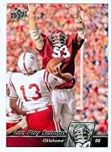 Lee Roy Selmon football card (Oklahoma) 2011 Upper Deck #19