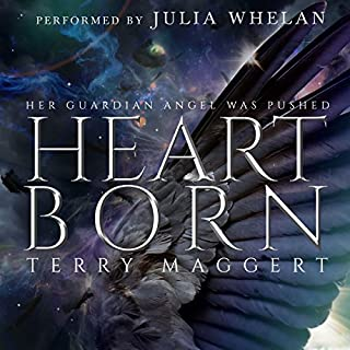 Heartborn                   By:                                                                                                                                 Terry Maggert                               Narrated by:                                                                                                                                 Julia Whelan                      Length: 6 hrs and 24 mins     25 ratings     Overall 4.4