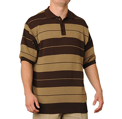 FB County Men's Charlie Brown Shirt X-Large Brown/Tan