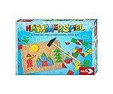 Noris 606049101 Hammerspiel, Lern- und Geschicklichkeitsspiel mit 50 bunten...