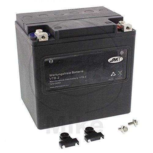 JMT Batterie Motorrad Vtb-2 V-Twin 7070034 Harley Davidson FLHR 1340 40439811268