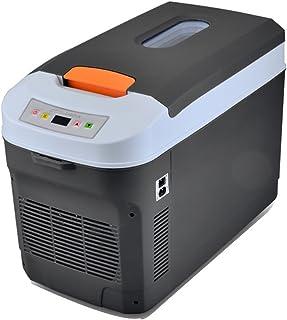 FJW Tragbarer Auto Kühlschrank Zweikern Schnelle Kühlung 12V Auto 24V LKW Universal Hohe Kapazität 25L Auto Kühlschrank
