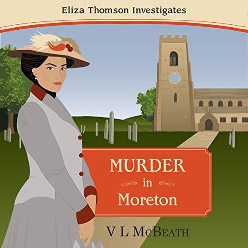 Page de couverture de Murder in Moreton
