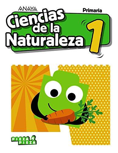 Ciencias de la Naturaleza 1. (Pieza a Pieza)