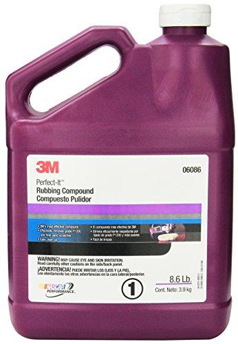 3M 06086 Perfect-It Rubbing Compound - 1 Gallon