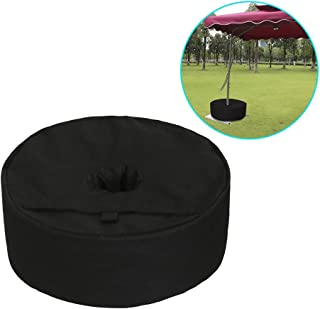 "Goofly Sandbag for Umbrella Base Canopy Weight Bag 15"" Round Sandbags for Outdoor Sunshade Beach Tent Camping Hiking Canopy"