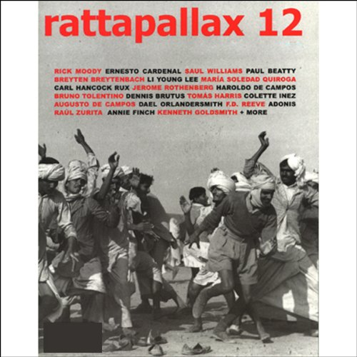Rattapallax 12 audiobook cover art