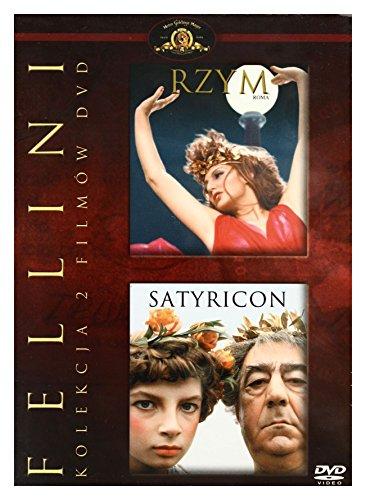 Fellini: Roma (1972) + Satyricon (1969) (BOX) [2DVD] (IMPORT) (No hay versión española)