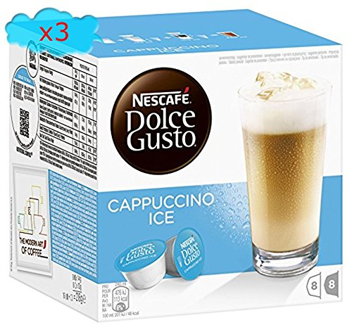 Kapseln 'Nescafe Dolce Gusto Cappuccino Ice 48