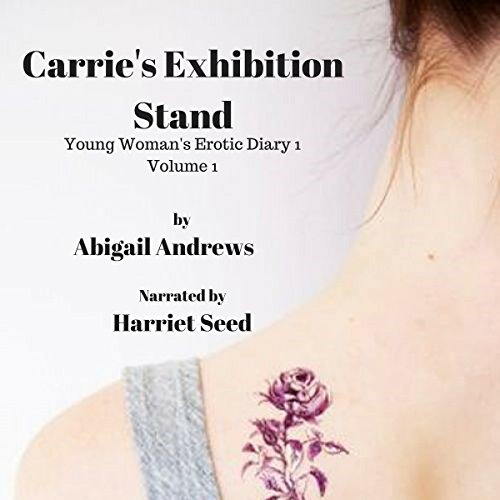 Carrie's Exhibition Stand audiobook cover art
