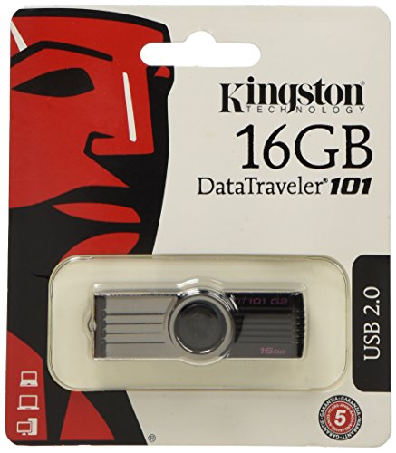 Kingston DT101G2 Datatraveler Memoria USB portatile 32768 MB