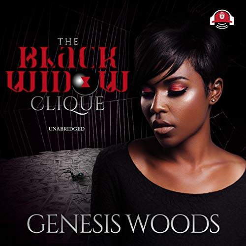 The Black Widow Clique audiobook cover art