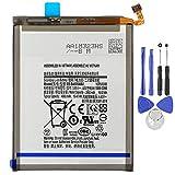 Ellenne Batería compatible con Samsung A20 A202 - A30 A305 - A50 A505 EB-BA505 Alta capacidad 4000...