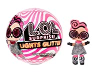 LOL Surprise Collectable Fashion Dolls - With 8 Surprises, Fashions and Accessories - Includes Black...