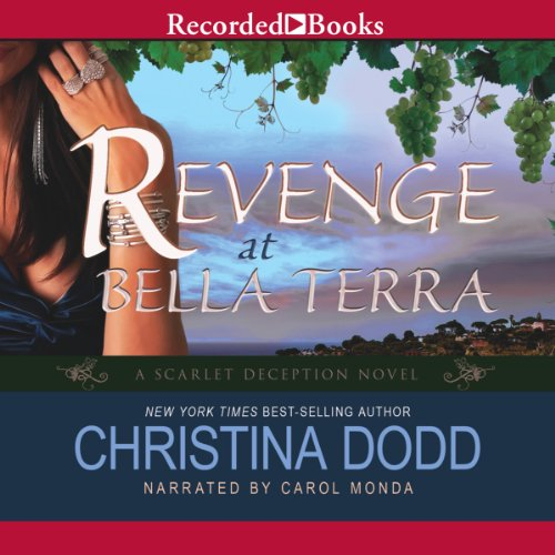 Revenge at Bella Terra audiobook cover art