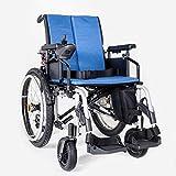 Rocket folding electric self propel wheelchair / powerchair with panasonic lithium battery