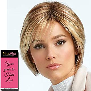 Classic Cool Wig Color R25 GINGER BLONDE - Raquel Welch Wigs 7