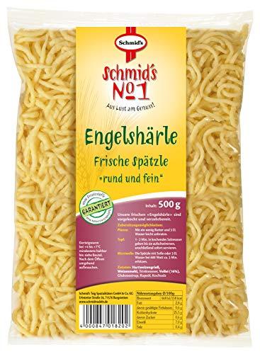 Schmid´s No 1 Frische Spätzle Engelshärle 6x500g