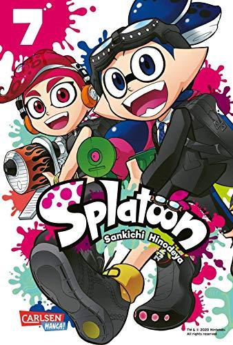 Splatoon 7: Das Nintendo-Game als Manga! Ideal für Kinder und Gamer! (7)
