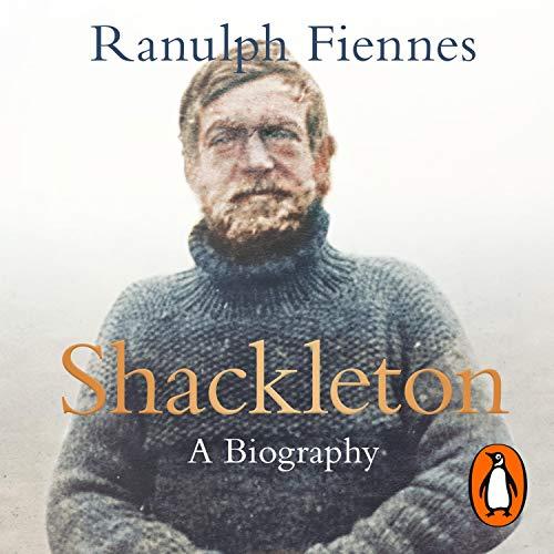 Shackleton cover art