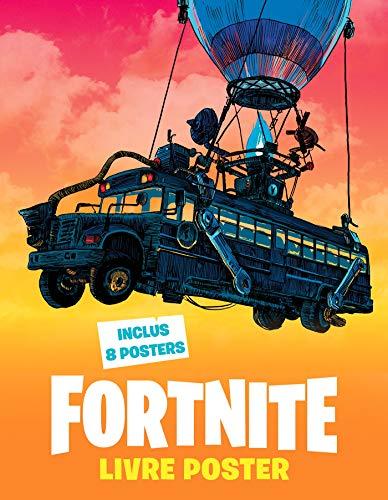 Fortnite: Livre-poster