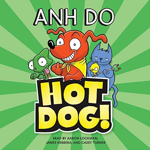 HotDog! audiobook cover art