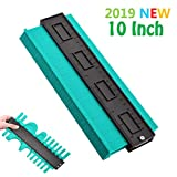 Plastique Jauge de Contour 250mm Copieur de Contour pour Jauge de Profil pour Conduits en Plastique, Tuyaux de Bobinage, Cadres Circulaires