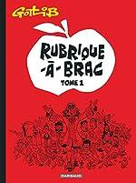 Rubrique-à-brac, tome 1 de Gotlib