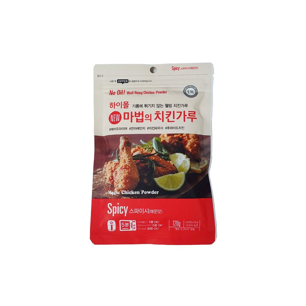 HIMALL NEW Magic Chicken SALENEW very popular Powder Spicy Weekly update 120g Seasoning