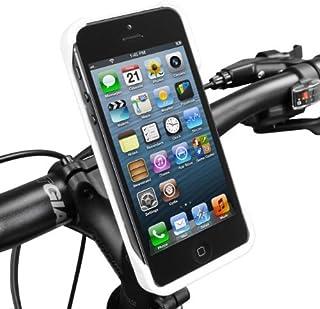Ibera Bicycle iPhone 5 Cam Case, White