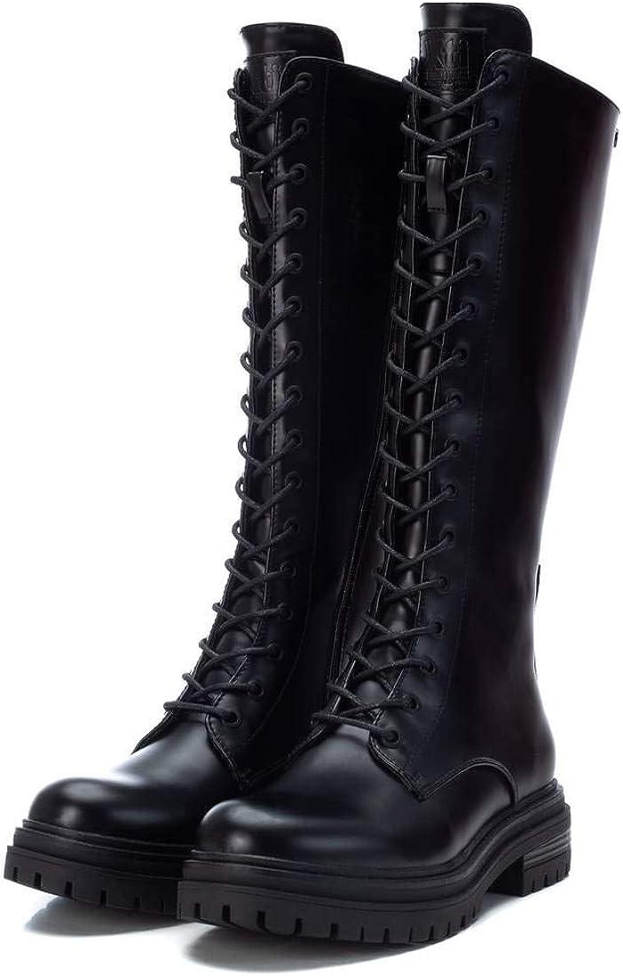 XTI Bota Militar XTI044380 para Mujer