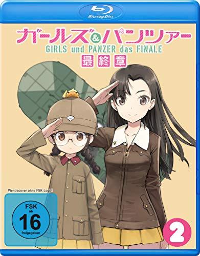 Girls und Panzer: Das Finale - Movie 2 [Blu-ray]