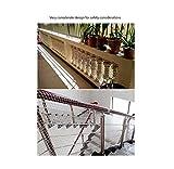 Red de seguridad para niños BalcóRed de protección Red De Seguridad for Escaleras for Niños, Red De Aislamiento De Cuerda De Nylon, for Piscina De...