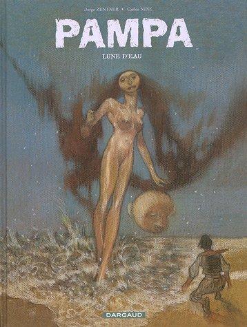 Pampa - tome 3 - Lune d'Eau