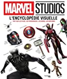 Marvel L'Encyclopédie Visuelle - Tout sur les films, les personnages, les armes, les costumes