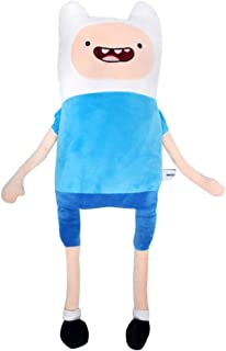 MINISO Adventure Time Plush Toy Cute Plushies Stuffed Doll Gift Pillow for Boy Girl 25.6