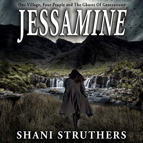 Jessamine Audiobook By Shani Struthers cover art