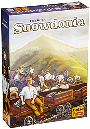 Snowdonia (2nd Edition) by Indie Boards & Cards