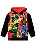 LEGO Ninjago - Sudadera para Niños Ninjago - 6-7 Años