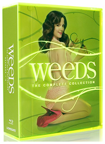 Weeds: Complete Collection [Edizione: Stati Uniti] [Francia] [Blu-ray]