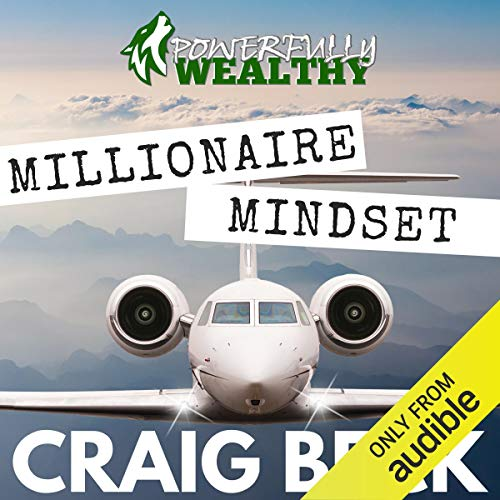 Millionaire Mindset Audiobook By Craig Beck cover art