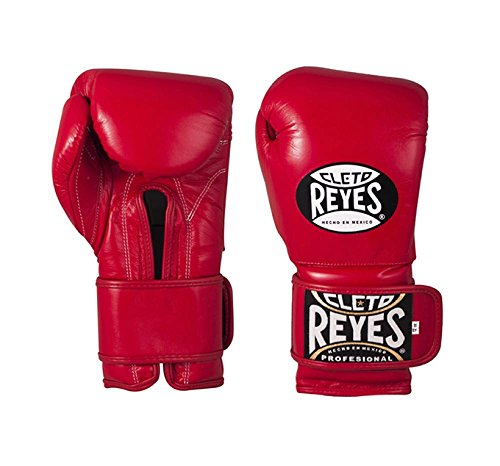 Cleto Reyes Sparring Guanti Rosso, 16 oz