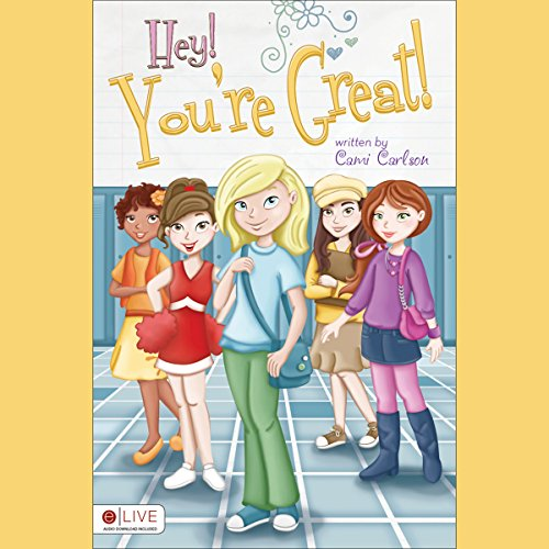 Hey! You're Great! cover art