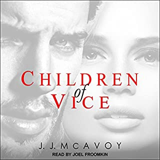 Couverture de Children of Vice