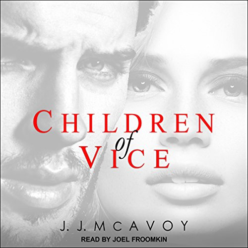 Children of Vice audiobook cover art