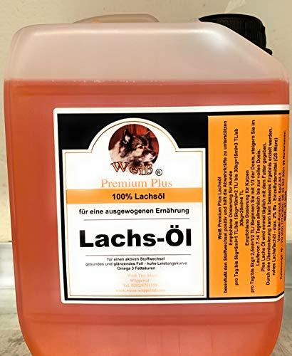 Weiß Premium-Plus Lachs-Öl 2,5l Kanister ÜBERPRODUKTION