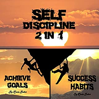 Self Discipline: 2 in 1 cover art