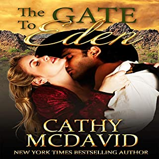 The Gate to Eden audiobook cover art