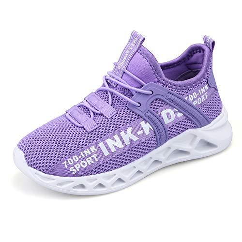 Meisjes Fashion Sneakers Lichtgewicht Loopschoenen voor Babymeisjes Peuter Trainers Ademende Sportschoenen voor Kleine…